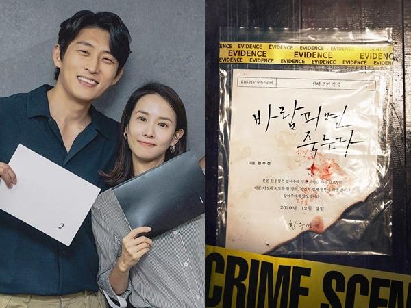 Tim Produksi Ungkap Asal Usul Poster Berdarah Drama 'If You Cheat, You Die'