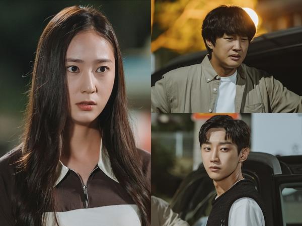 Krystal, Jinyoung B1A4 dan Cha Tae Hyun Kembali Hadapi Situasi Sulit di Drama 'Police University'