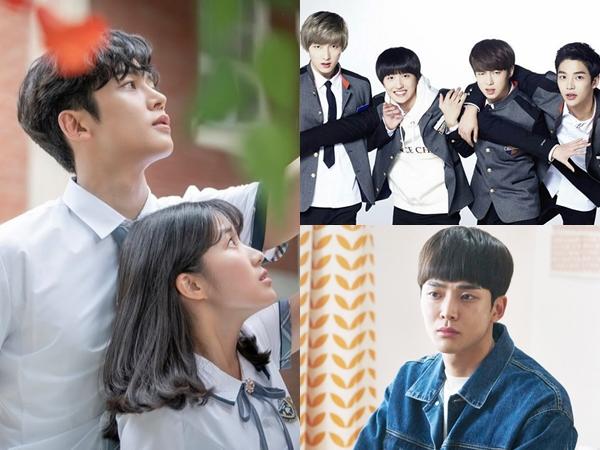 5 Drama Korea yang Dibintangi Rowoon SF9, Kesayangan Noona Banget