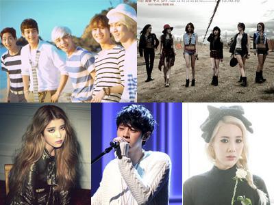 Ini Dia Para Idola K-Pop yang Telah Dikonfirmasi Comeback Bulan Oktober!