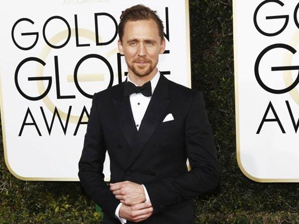Tom Hiddleston Minta Maaf Soal Pidatonya di Golden Globes, Ada Apa?