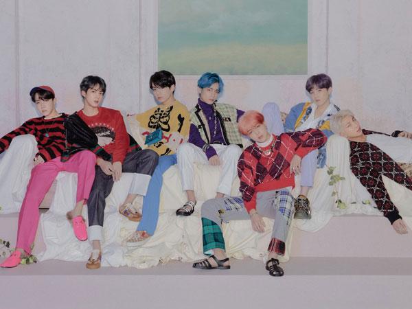 BTS Rilis Tracklist Album Baru, Fans Justru Dibuat Pusing dengan Judul-judul Lagunya