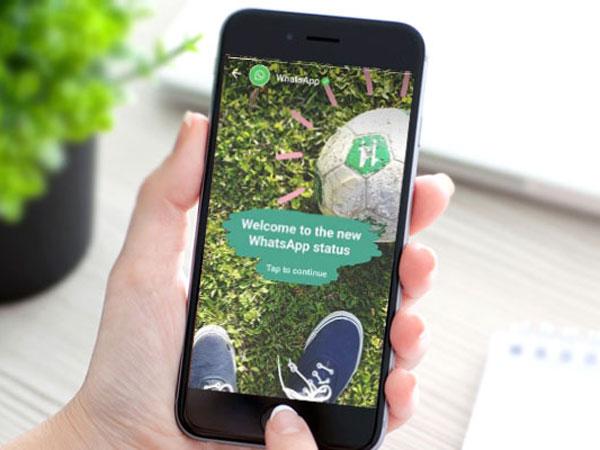 WhatsApp Status Diam-diam Sudah Kalahkan Snapchat Hanya dalam 3 Bulan
