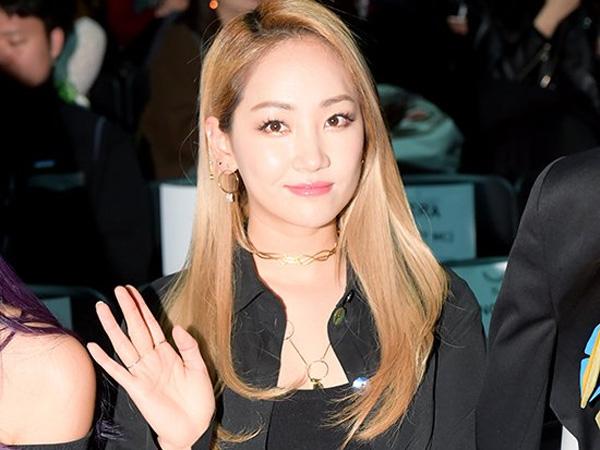 Ye Eun Eks Wonder Girls Juga Telah Gabung di Agensi Baru Usai Pisah dengan JYP Entertainment