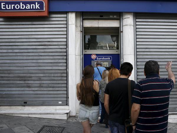 Krisis Ekonomi Makin Parah, Yunani Tutup Bank