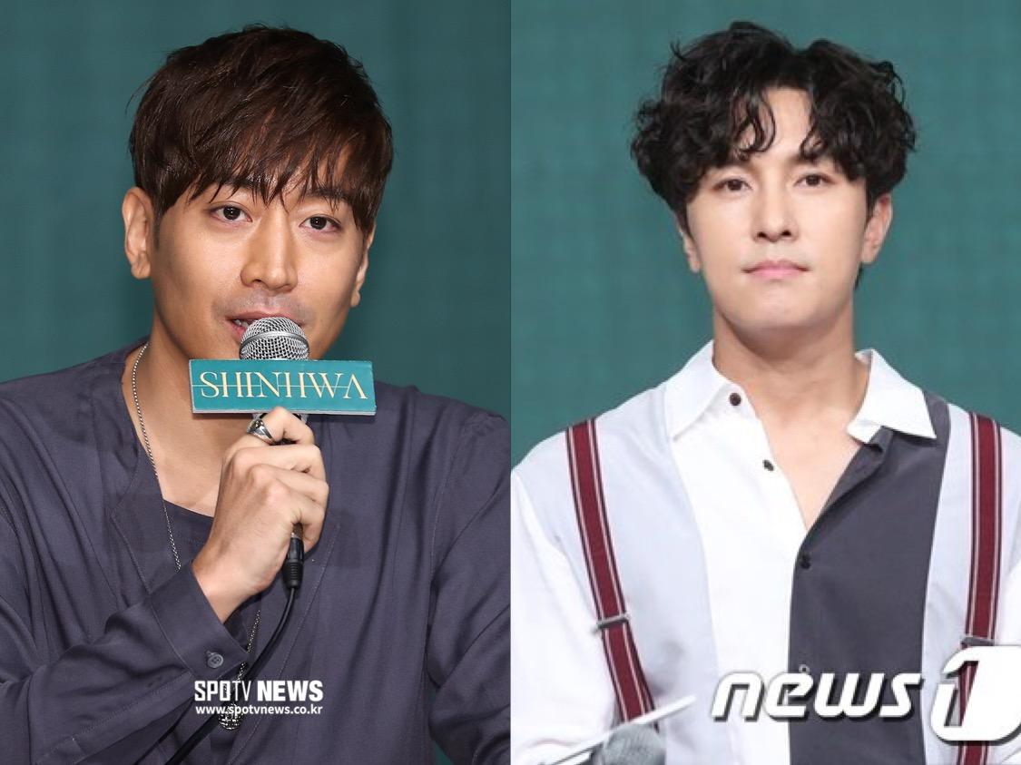 Eric dan Dongwan Shinhwa Saling Sindir di Medsos, Usahakan Damai Demi Fans