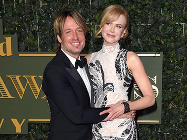 Nicole Kidman Jadi Pengaruh Penting Bagi Album Terbaru Keith Urban, 'Ripcord'