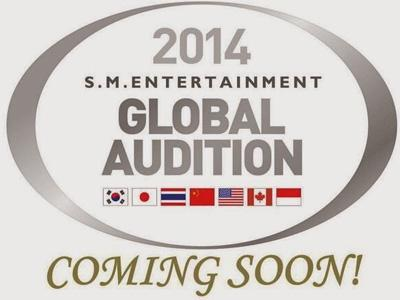 Mekanisme Audisi 'Global Audition 2014' SM Entertainment di Indonesia