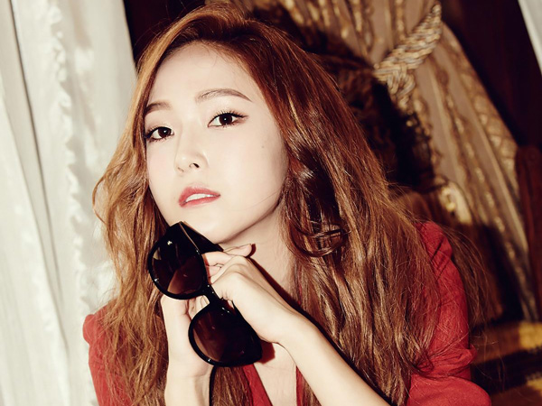 Jessica Jung Resmi Tinggalkan SM Entertainment!