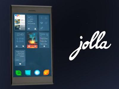 Mantan Karyawan Nokia Luncurkan Jolla Saingi Android