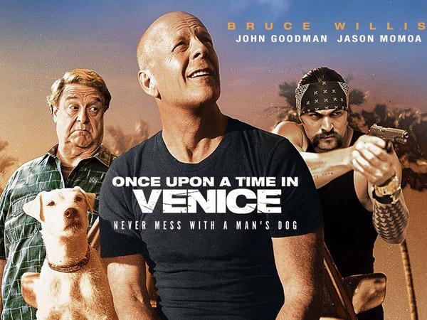 Perkara Anjing Favorit Jadi Masalah 'Darurat' di Film Black Comedy Terbaru Bruce Willis
