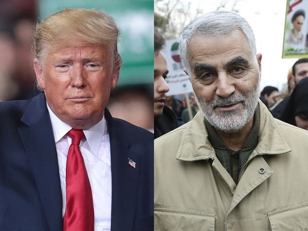 Departemen Pertahanan AS Sebut Donald Trump Perintahkan Pembunuhan Jenderal Qassim Soleimani