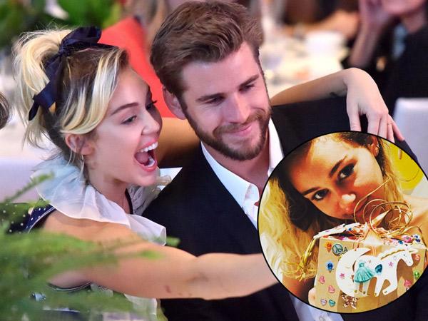 Bikin 'Baper', Liam Hemsworth Beri Kejutan Romantis untuk Miley Cyrus!