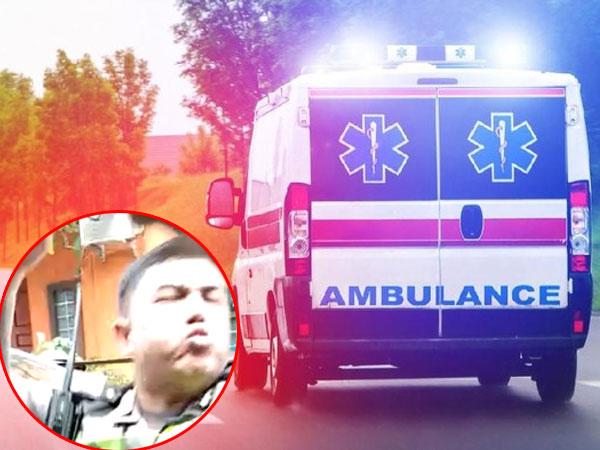 Viral Keributan Hingga Polisi Pukul Petugas Ambulans, Seperti Ini Aturan Sirene yang Sebenarnya