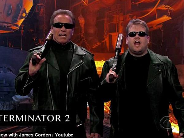 Giliran Arnold Schwarzenegger yang Parodikan Semua Filmnya Dalam Waktu 6 Menit!