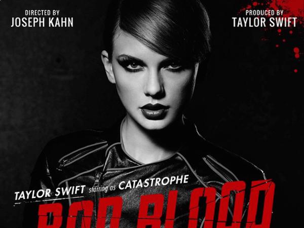 Sajikan Konsep Blockbuster, Taylor Swift Tampilkan Model Victoria Secret di MV 'Bad Blood'