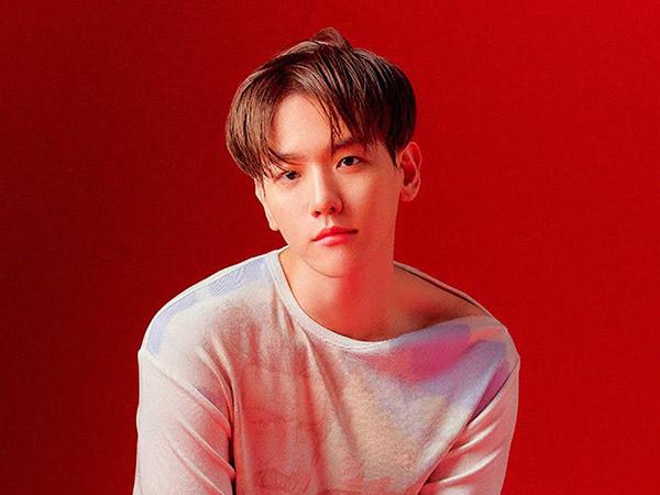 Baekhyun EXO Jadi Solois Pertama Raih Triple Platinum Gaon