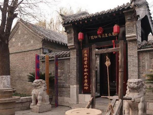 Cara Unik Cina Tampilkan Status Sosial Melalui Gerbang Rumah