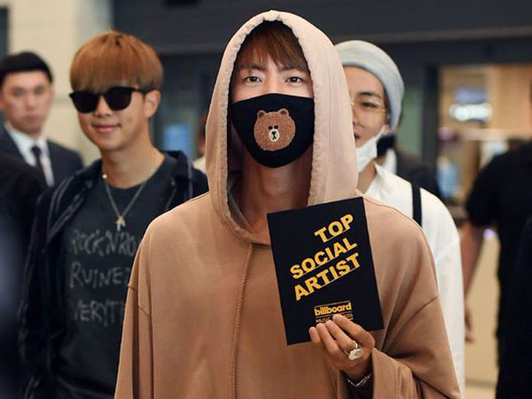 Top Social Artist #BBMAs, 'Penghargaan Kertas' yang Kini Jadi Incaran Banyak Fans K-Pop