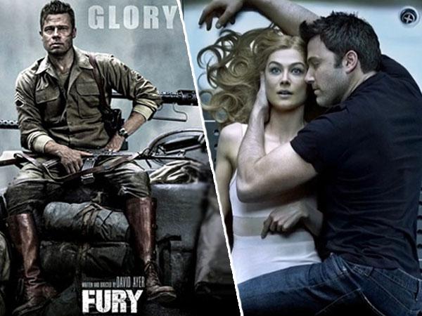Berhasilkah Brad Pitt dan Pasukkannya Gulingkan 'Gone Girl' Dari Puncak Box Office?