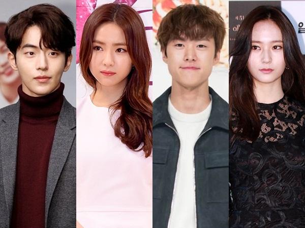 Nam Joo Hyuk Hingga Krystal f(x) Dipastikan Bintangi Drama Fantasi Romantis Terbaru tvN!