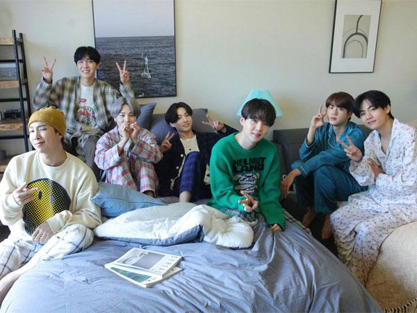 BTS Rilis Album 'BE' Edisi Terbaru yang Lebih Terjangkau