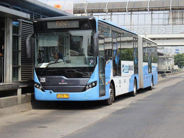 Lihat Lagi Peraturan Jalur Busway Agar Tak Tersandung Masalah Seperti Dewi Persik