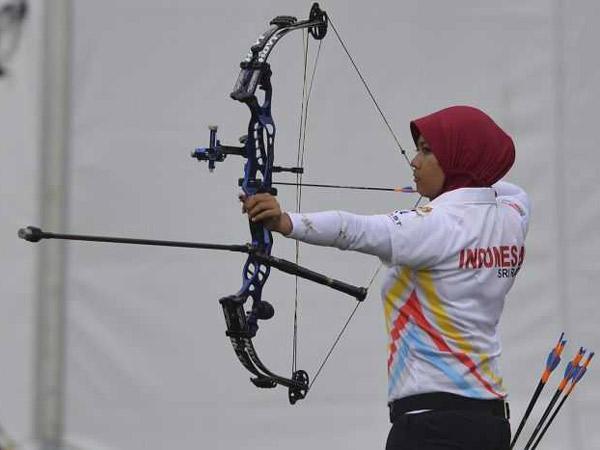 Hadiah Ulang Tahun Kemerdekaan RI, Atlet Panahan Sumbang Dua Medali Emas