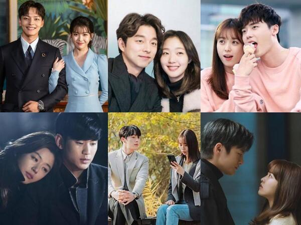 Beda Dunia, Ini 6 Couple Favorit Drama Korea Fantasi