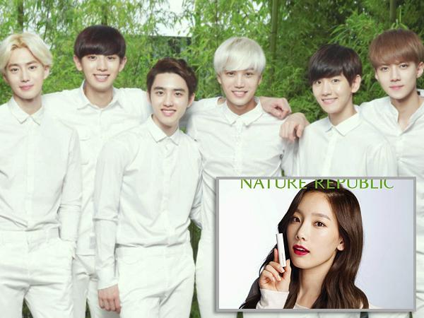 Taeyeon SNSD dan EXO akan Hadir di Acara Kosmetik, Fans Heboh!