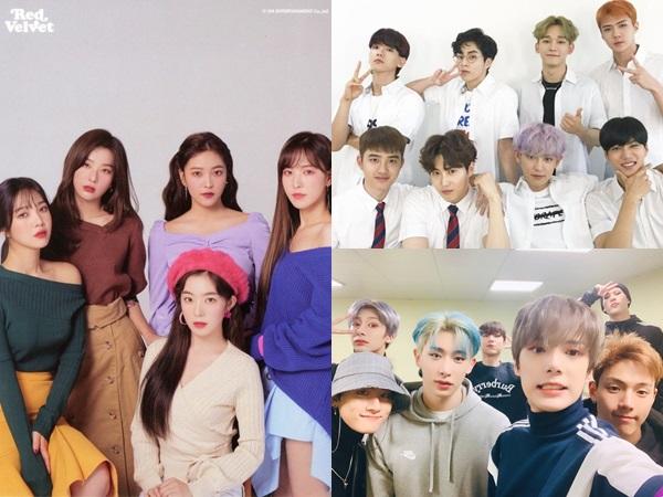 Inilah Fanclub Grup Idola K-Pop yang Punya Nama dan Arti Unik (Part 1)