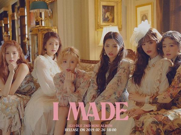 (G)I-DLE Makin Memukau nan Elegan di MV Comeback 'Senorita'