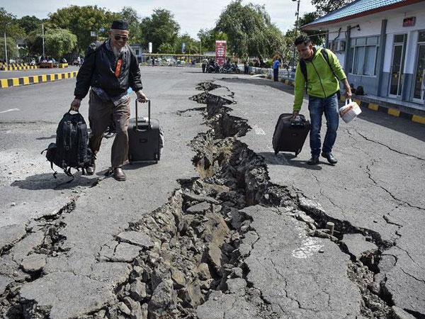 Rincian Realisasi Bantuan Pemerintah untuk Gempa Lombok yang Mencapai 1.2 Triliun!
