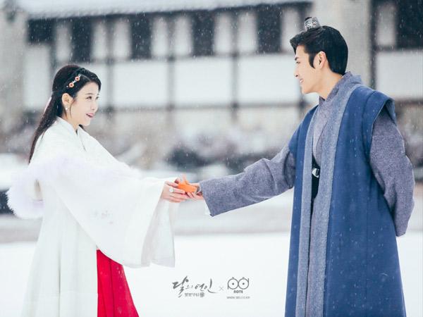 Nyaris Batal Syuting, Ini Cerita di Balik Adegan 'Bersalju' Kang Ha Neul dan IU