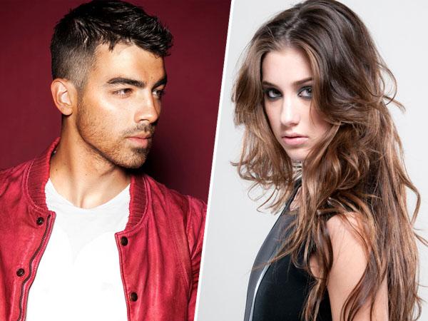 Sebulan Pacaran, Joe Jonas dan Jessica Serfaty Putus
