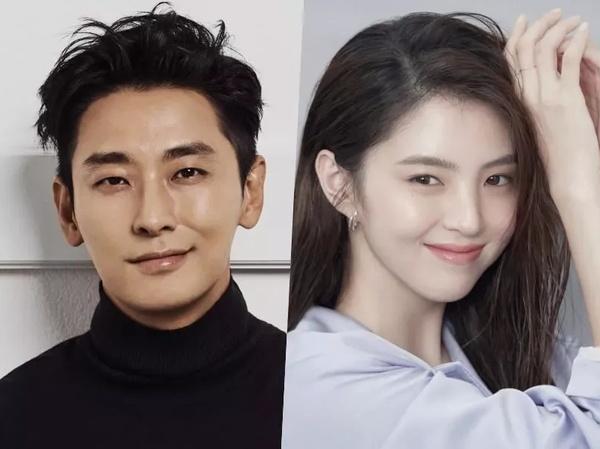 Joo Ji Hoon dan Han So Hee Pertimbangkan Main Film Bareng