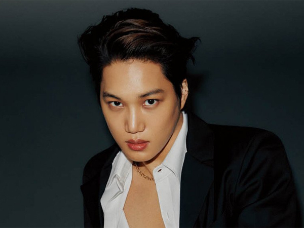 SM Entertainment Konfirmasi Rencana Comeback Solo Kai EXO Bulan Depan