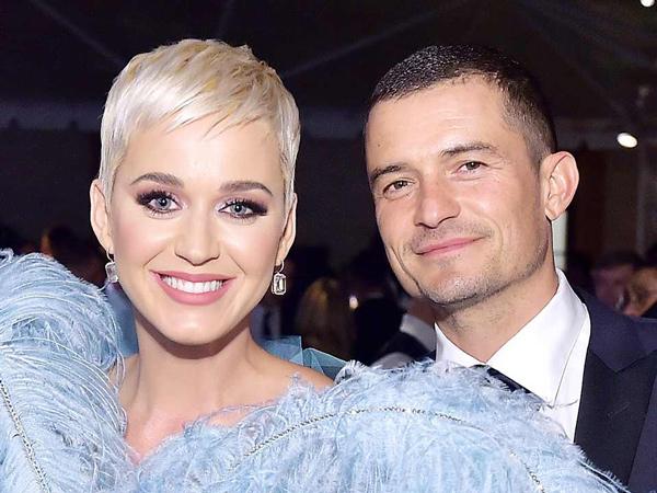Katy Perry Cerita Momen Lucu Saat Lamaran 'Mewah' dengan Orlando Bloom di Atas Udara