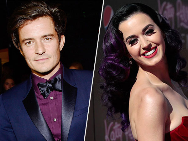 Katy Perry dan Orlando Bloom Kencan Romantis di Disneyland