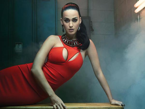 Wow, Katy Perry Terpilih Jadi Musisi Perempuan Tersukses Dunia Tahun 2014!