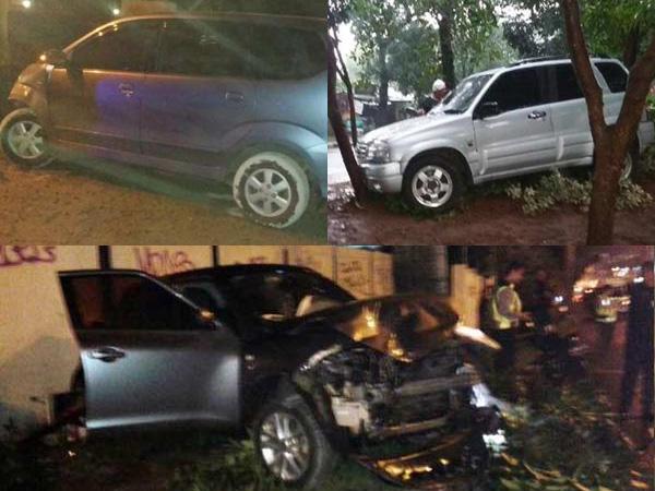 Dalam Satu Hari, 3 Kecelakaan Kembali Terjadi di Kawasan Pondok Indah