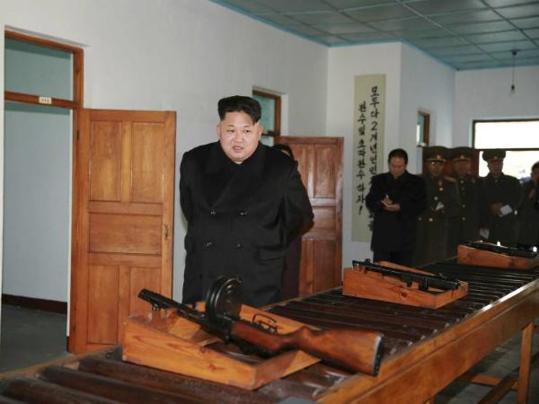 Ketahuan Tidur Saat Rapat, Kim Jong Un Eksekusi Mati Pejabat Korut