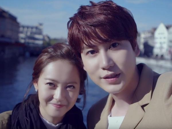 Tengok Petualangan Romantis Kyuhyun dan Go Ara di Video Musik 'A Million Pieces'