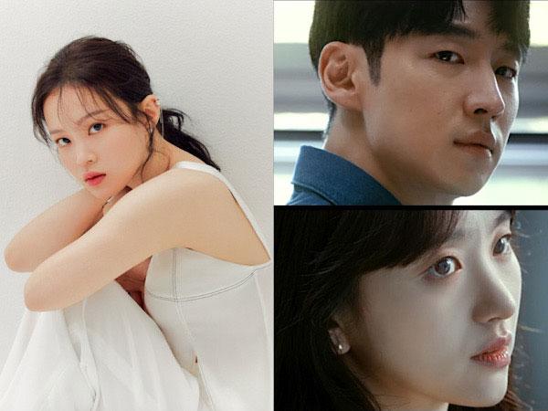 Lee Je Hoon dan Won Jin Ah Jadi Bintang MV Comeback Lee Hi