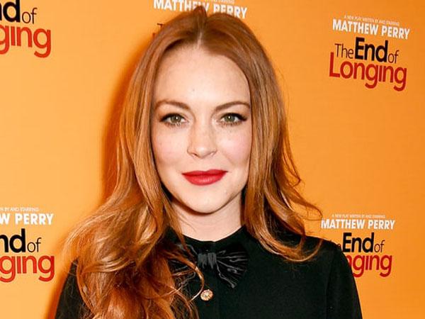 Siap Rilis Album Baru, Karir Lindsay Lohan Belum Berakhir