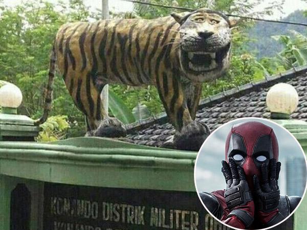 Macan Cisewu yang Sempat Viral Muncul di Komik Marvel Terbaru!