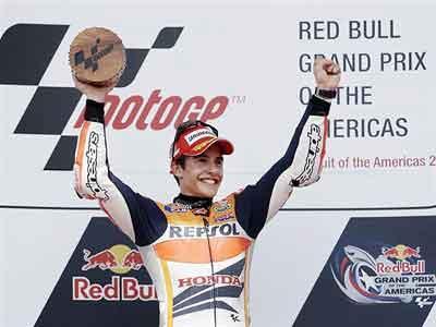Honda Bikin Gebrakan, Marquez Finis Terdepan