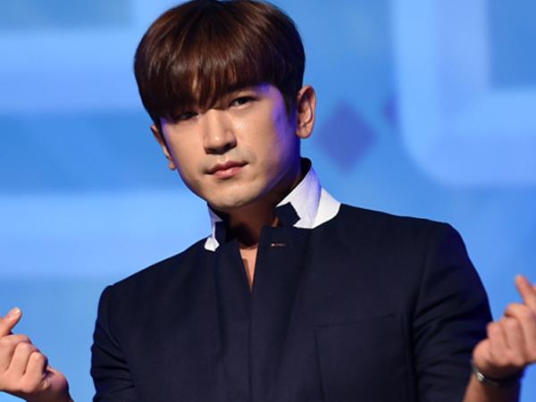 Kabar Kondisi Minwoo Shinhwa Pasca Terlibat dalam Kecelakaan Mobil