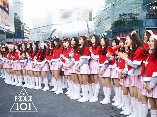 101 Trainee Program Survival Girl Group Terbesar Korea Terungkap di M Countdown
