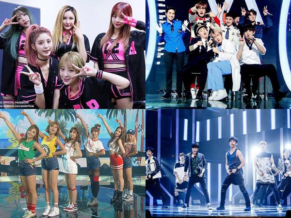 EXO, EXID, Hingga A Pink Siap Ramaikan 'Music Bank' Edisi Spesial Natal!